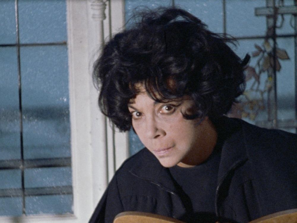 Leonor Fini in Genius (1970)