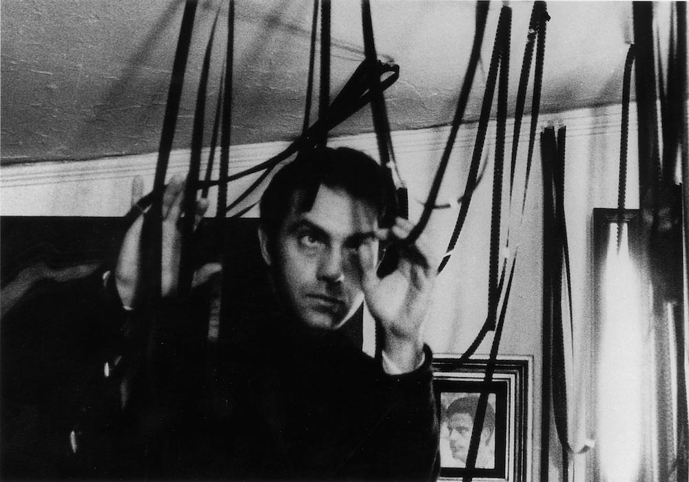 Gregory Markopoulos, circa 1965