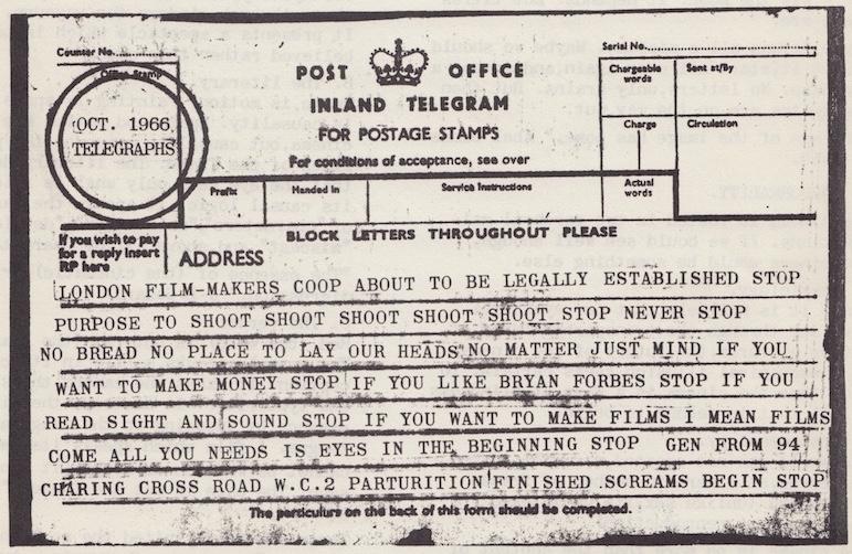 LFMC Telegram 1966