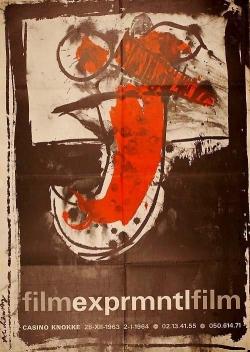 Exprmntl 3 festival poster 1963